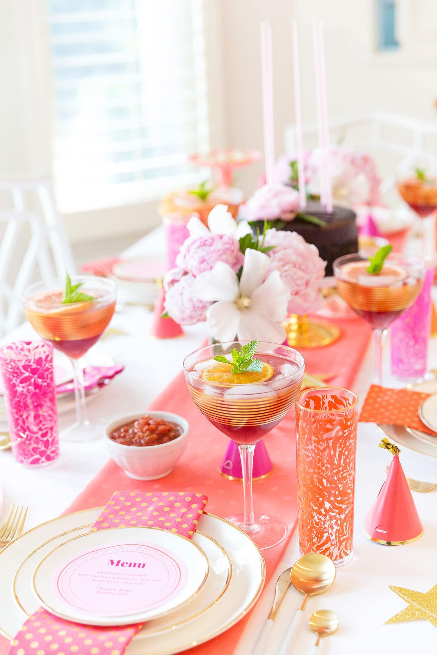 Party Decor Ideas for Adults Fresh Creative Adult Birthday Party Ideas for the Girls
