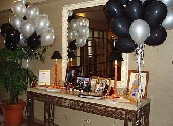 Party Decor Ideas for Adults Lovely Adult Birthday Display