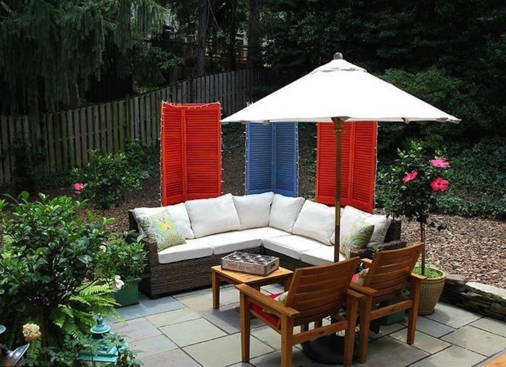 Patio Decor On A Budget Beautiful Cheap Patio Ideas 8 Diy Pick Me Ups Bob Vila