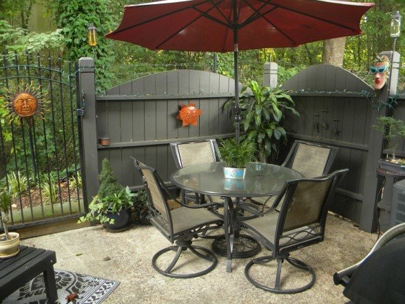 15 Fabulous Small Patio Ideas To Make Most Small Space – Home And Gardening Ideas