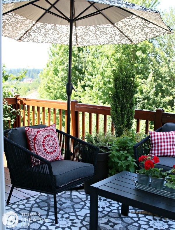 Patio Decor On A Budget New Small Patio Decorating Ideas My Patio