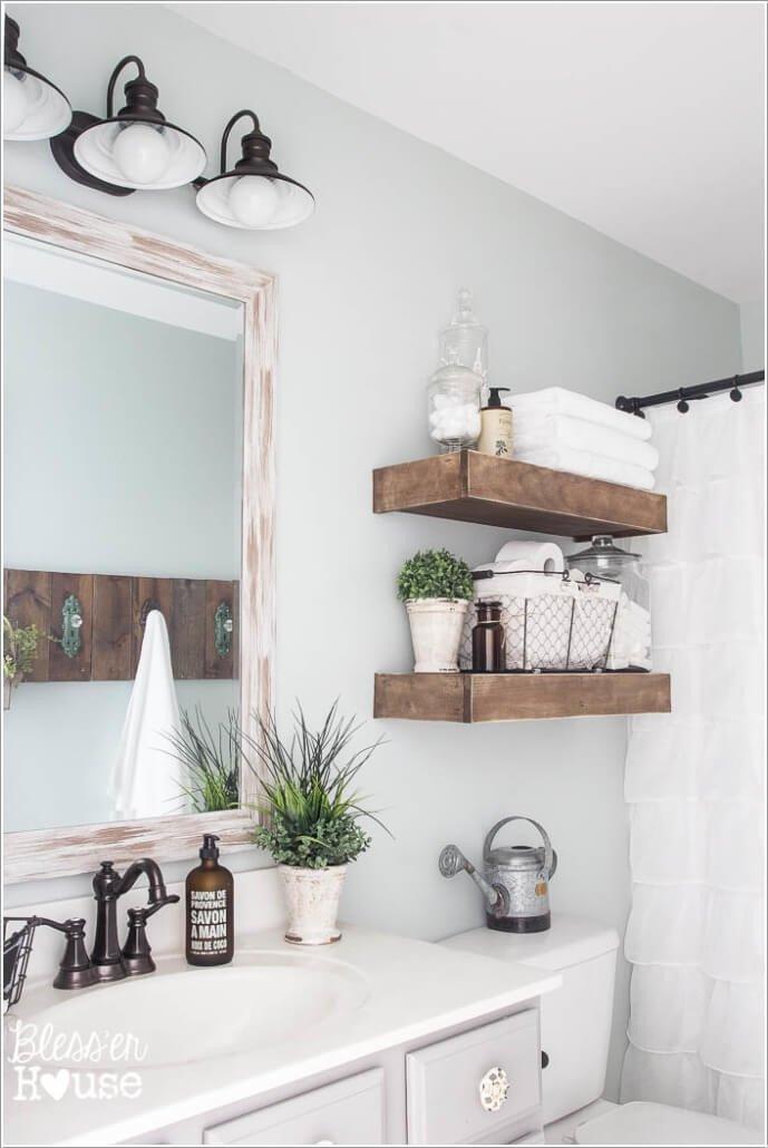 Pictures for Bathroom Wall Decor Luxury 10 Creative Diy Bathroom Wall Decor Ideas