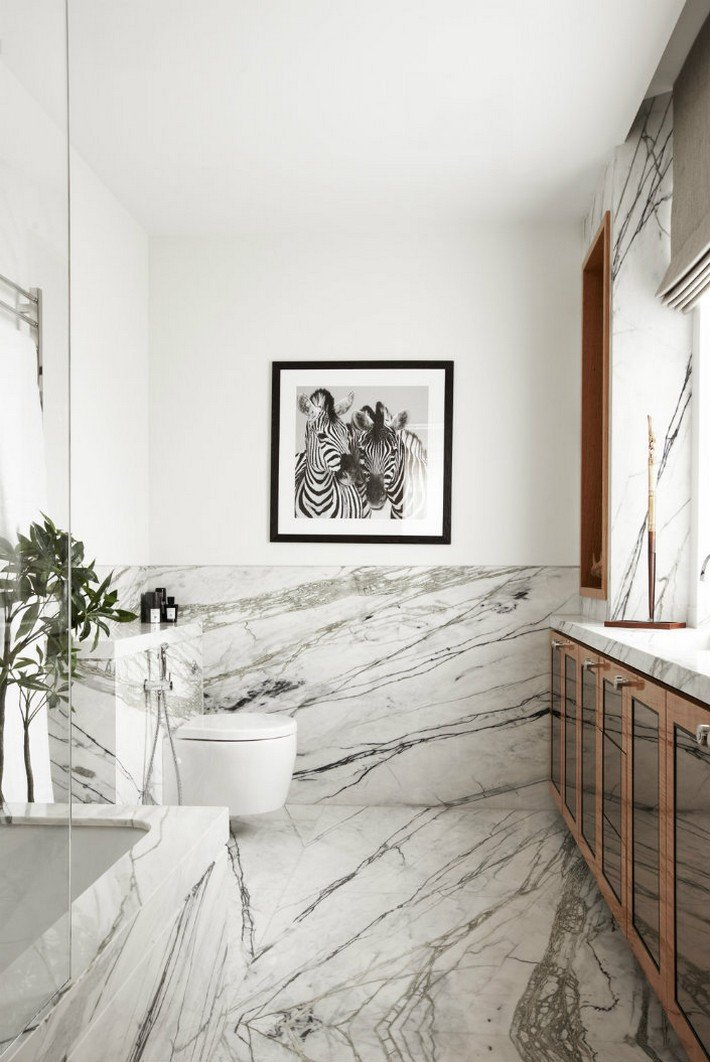 Pictures for Bathroom Wall Decor Luxury Modern Home Decor the Marble Bathroom