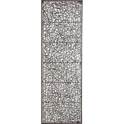 Pier 1 Imports Wall Decor Lovely Metal & Rattan Wall Decor