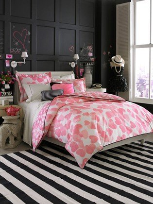 Pink and Black Bedroom Decor Awesome Black White and Pink Bedroom Ideas