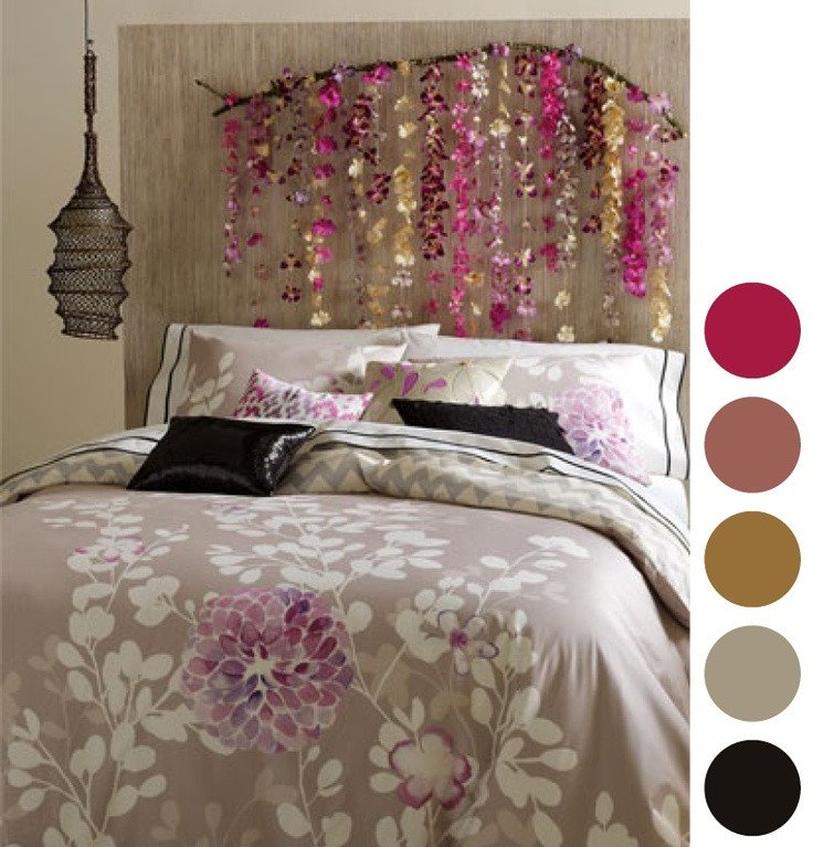 Pink and Gold Bedroom Decor Awesome Pink & Gold Bedroom Decorating