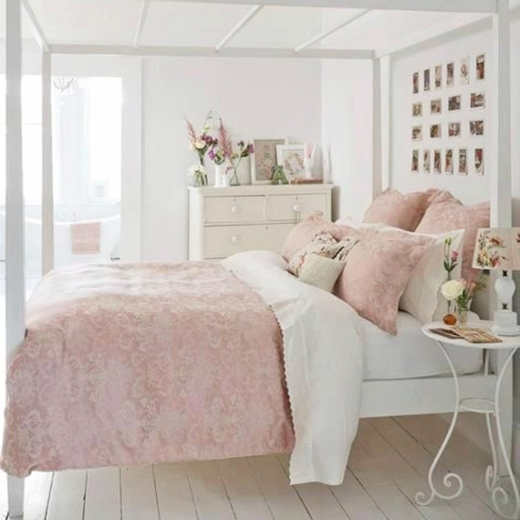 Pink and Gold Bedroom Decor Beautiful Blush Pink Bedroom Ideas Dusty Rose Bedroom Decor and Bedding I Love Involvery