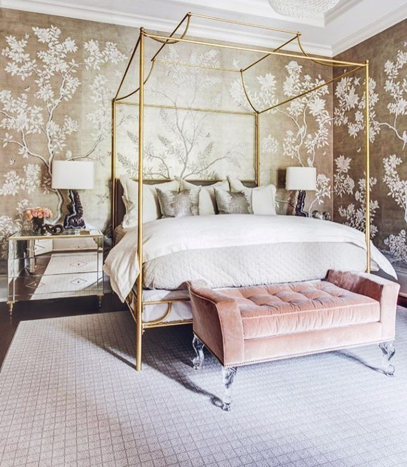 Pink and Gold Bedroom Decor Best Of why You Need Blush Home Decor • the Perennial Style