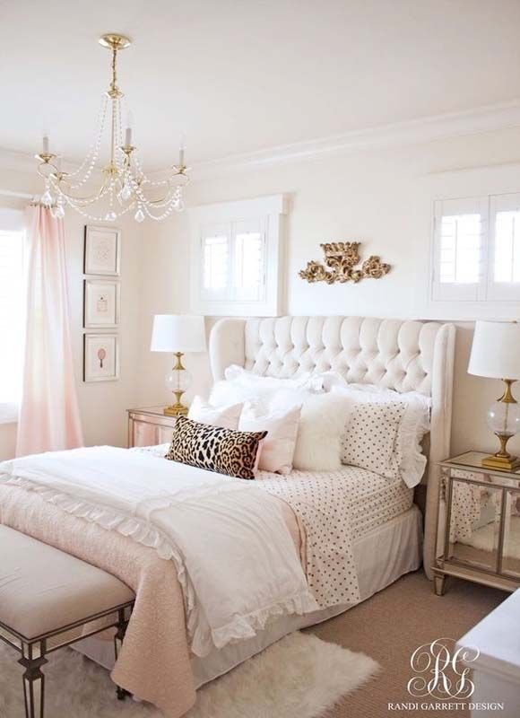 Pink and Gold Bedroom Decor Fresh Pink and Gold Girl S Bedroom Bedrooms Decoration Ideas