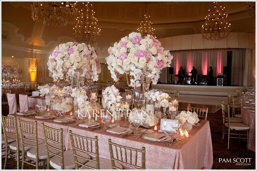 Pink and Gold Wedding Decor Best Of Blush Pink Vintage Wedding the Hotel Del Coronado