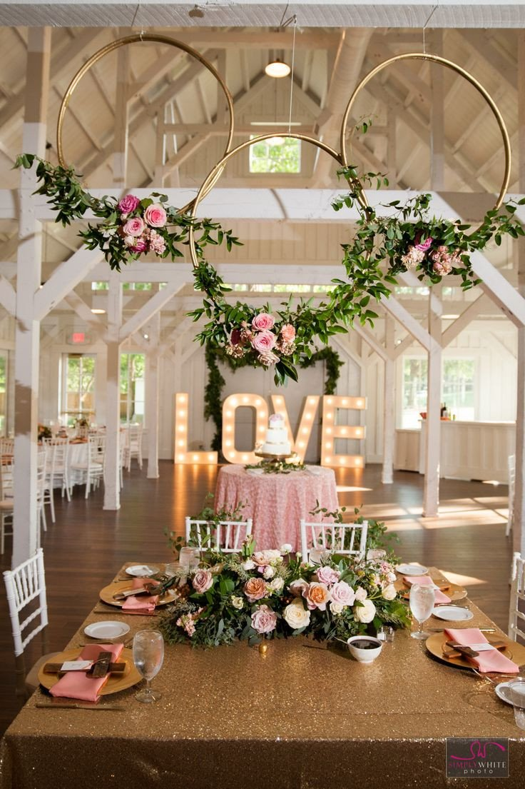 Pink and Gold Wedding Decor Inspirational the 25 Best Pink and Gold Wedding Ideas On Pinterest