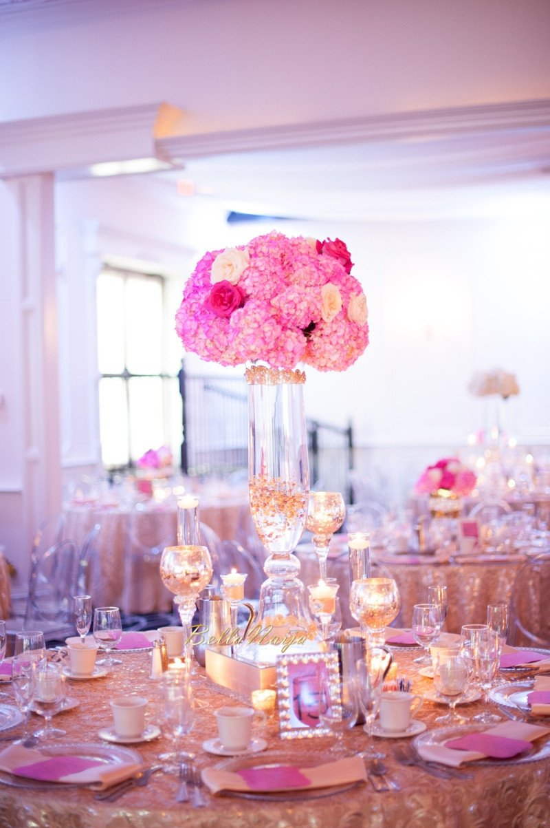 Pink and Gold Wedding Decor Lovely Bn Wedding Decor Omo & Emmanuel S Dreamy Pink & Gold Wedding Lilyvevents