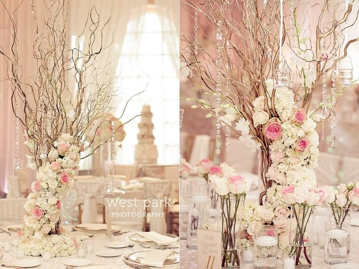 Pink and Gold Wedding Decor Unique Elegant Pink Detroit Wedding Reception 02 Pink & Gold Wedding Inspiration