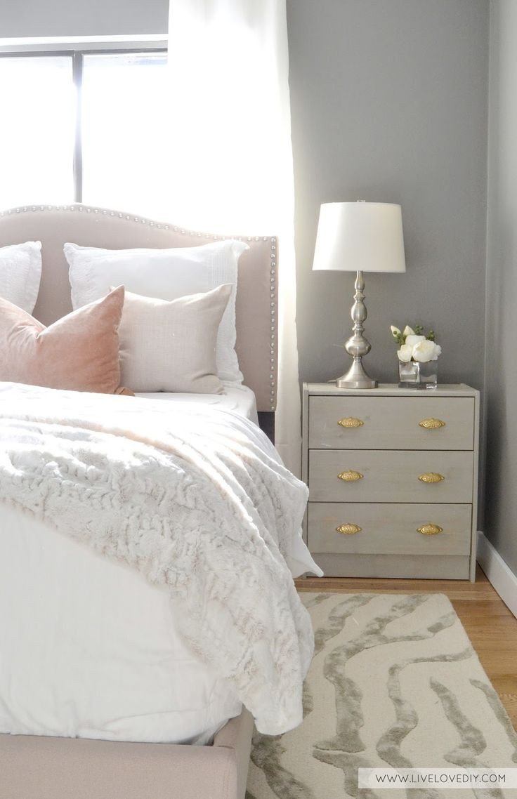 Pink and Gray Bedroom Decor Beautiful Beautiful Pink Decor Life Virginia Street
