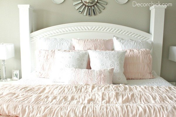 Pink and Gray Bedroom Decor Elegant Get Inspired 13 Master Bedroom Makeovers How to Nest for Less™