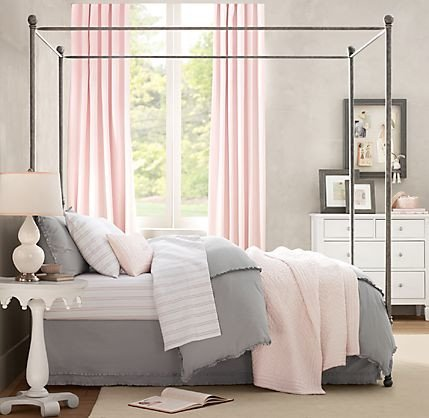 Pink and Gray Bedroom Decor Elegant Glitter Glue and Paint Color Inspiration Wednesday