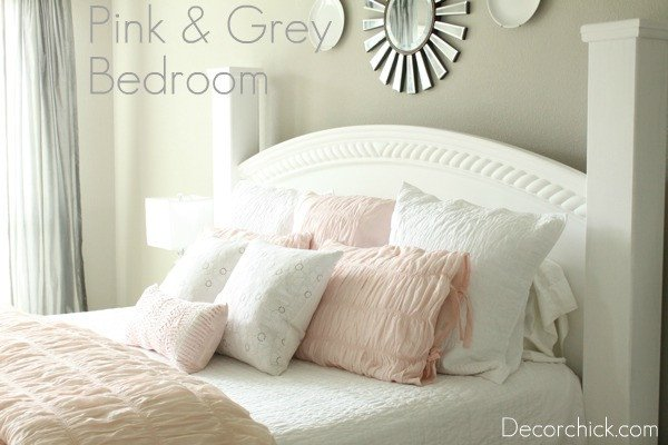 Pink and Gray Bedroom Decor Lovely Bedrooms 7 14 the Inspired Room