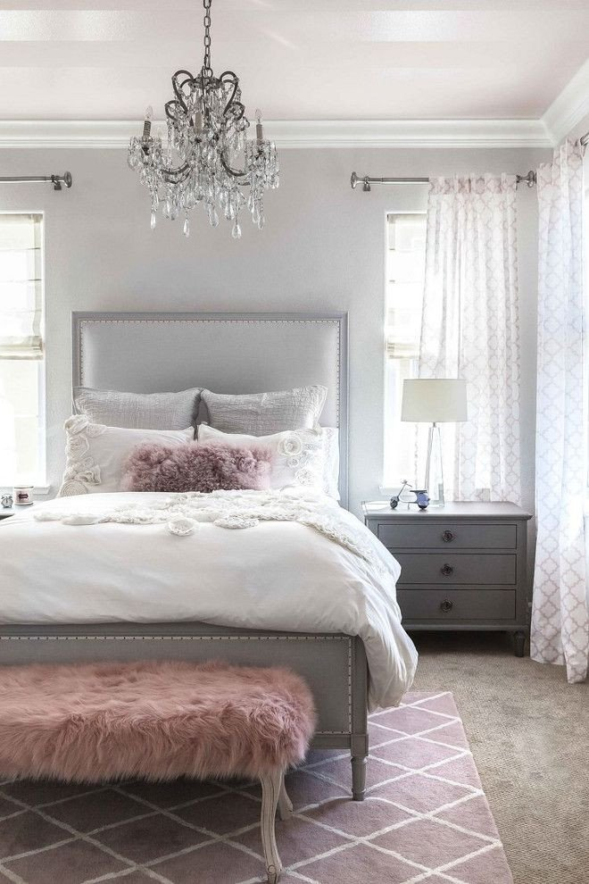 Pink and Gray Bedroom Decor Luxury Stunning Gray White & Pink Color Palette Home Do Over