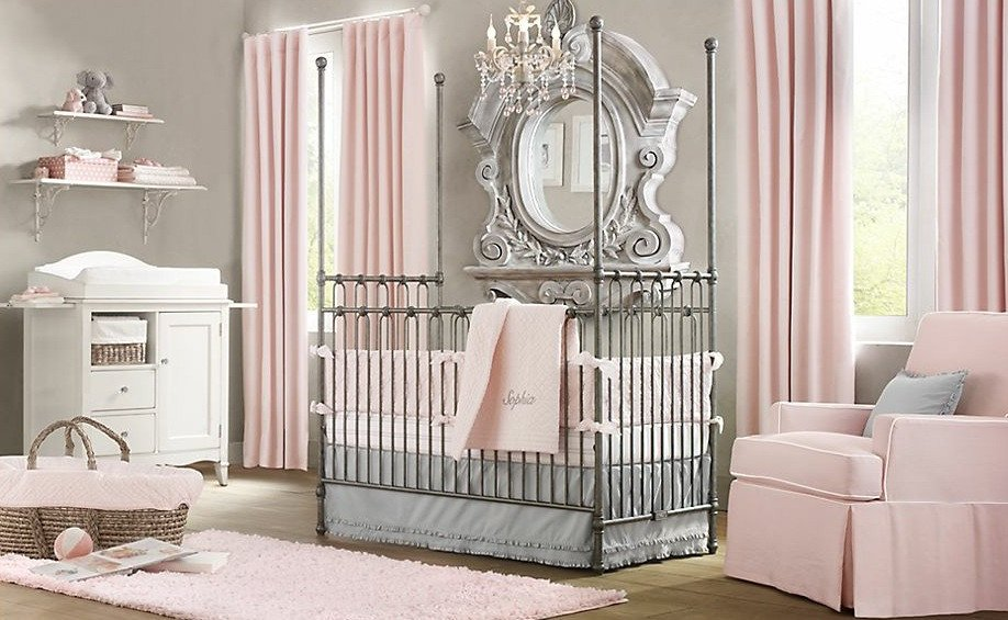 Pink and Gray Room Decor Awesome Interior Design Elegant Pink White Gray Baby Girl Room