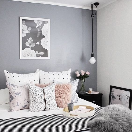 Pink and Gray Room Decor Best Of 9 Gorgeous White Grey and Pink Interiors that Make You Dream Daily Dream Decor