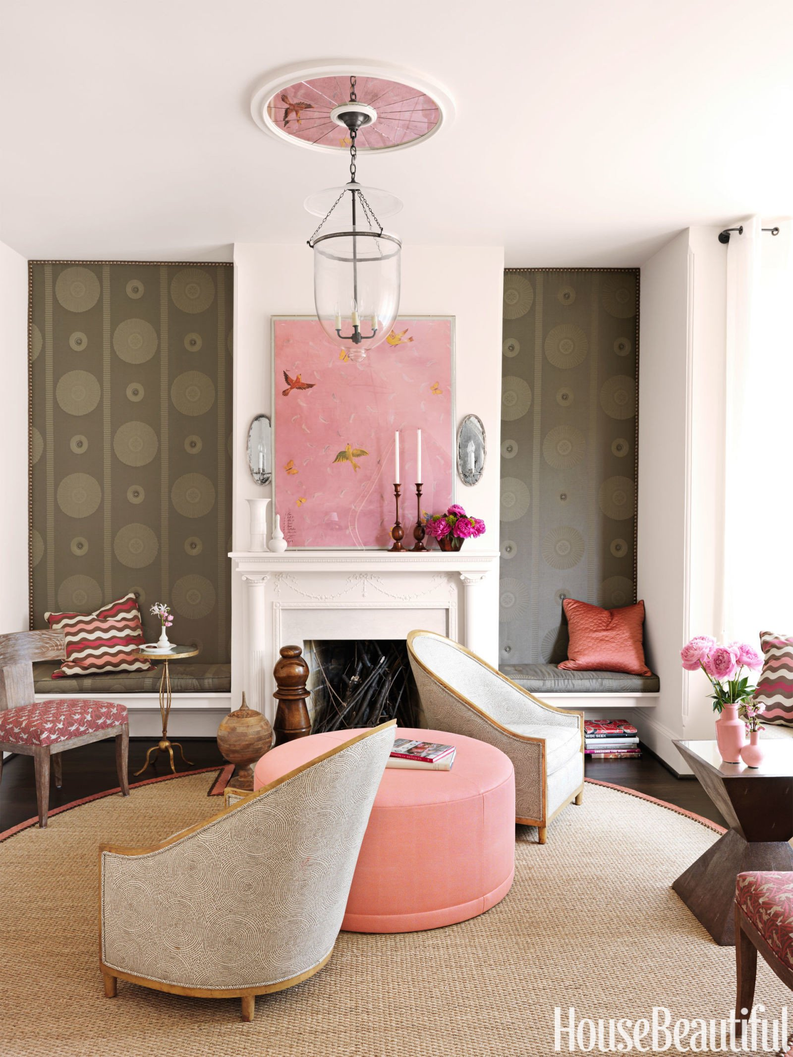 Pink and Gray Room Decor Best Of Happy Living Room Fun Living Rooms
