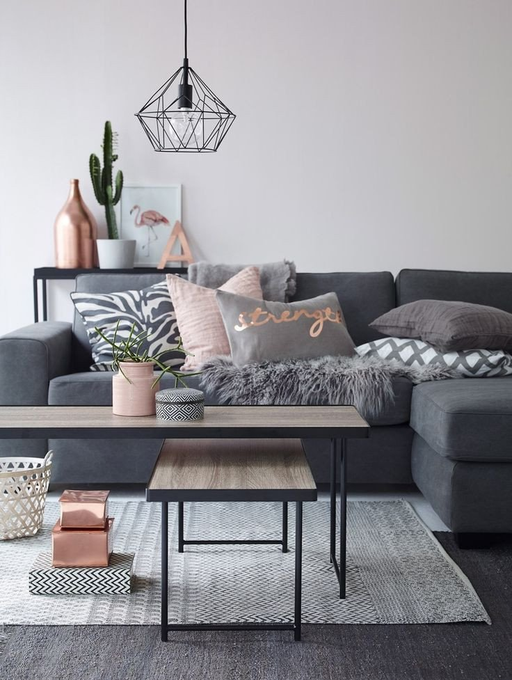 Pink and Gray Room Decor Fresh How to Decorate with Blush Pink Decoholic