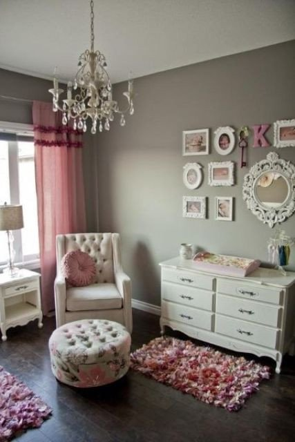 Pink and Gray Room Decor Fresh Metallic Grey and Pink 27 Trendy Home Decor Ideas Digsdigs