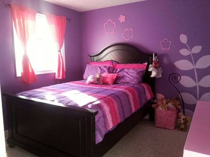 Pink and Purple Room Decor Awesome 25 Best Ideas About Purple Girl Rooms On Pinterest
