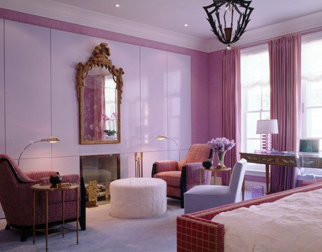 Pink and Purple Room Decor Beautiful Decorating with Pink – Interior Designing Ideas
