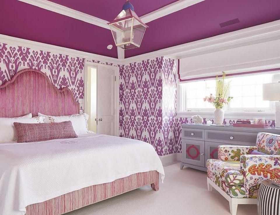 Pink and Purple Room Decor Best Of Purple Bedrooms Tips and S for Decorating