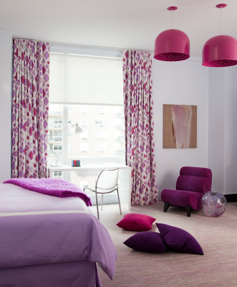 Pink and Purple Room Decor Inspirational 27 Purple Childs Room Designs Kids Room Designs