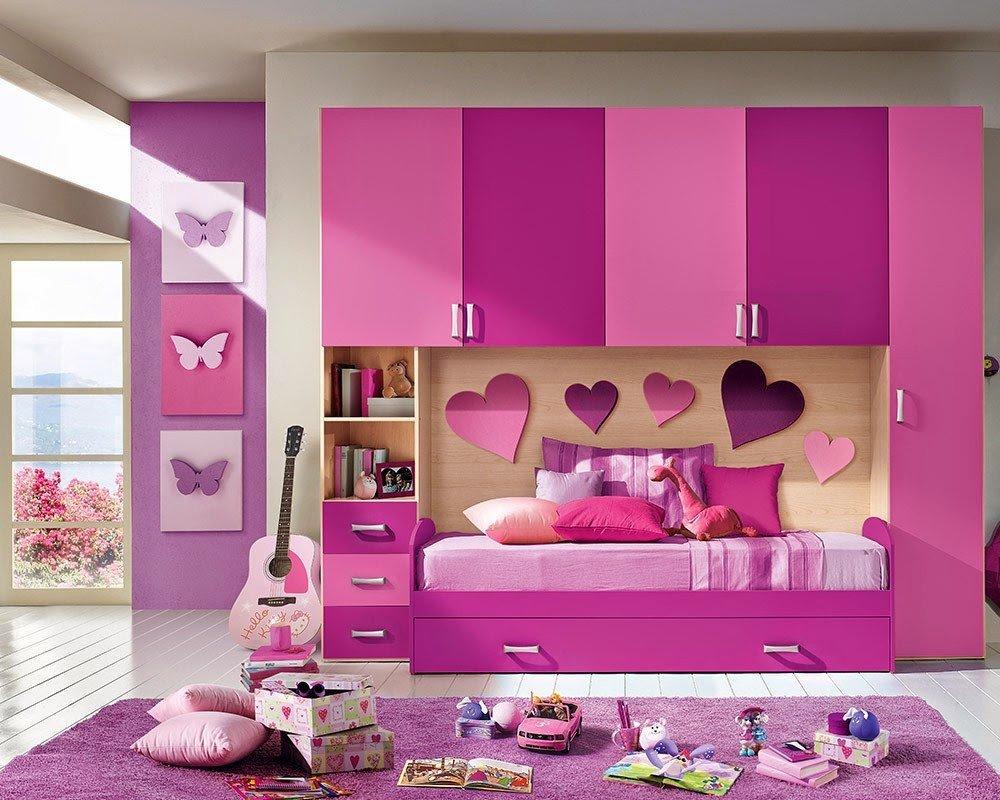 Pink and Purple Room Decor Luxury Purple Bedrooms Design & Ideas Dashingamrit