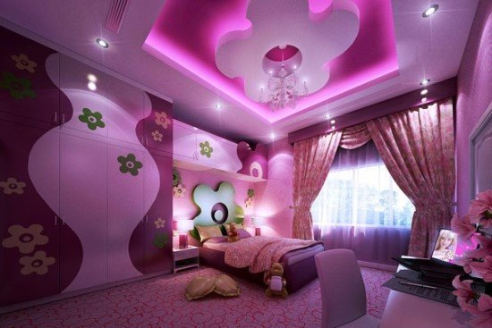 Pink and Purple Room Decor Unique 50 Purple Bedroom Ideas for Teenage Girls
