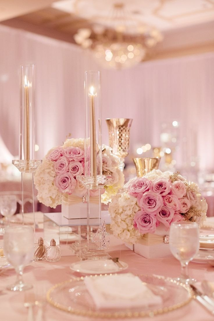 Pink and White Wedding Decor Best Of Pin On Lights & Candles