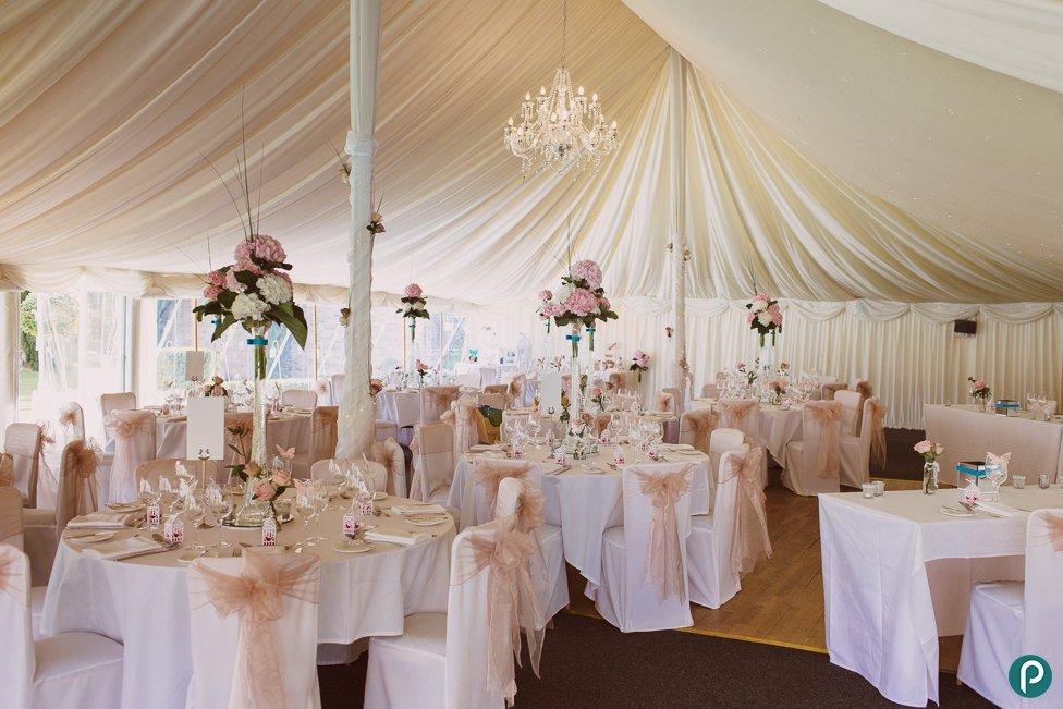Pink and White Wedding Decor Elegant Parley Manor Weddings Dorset Wedding Photographer