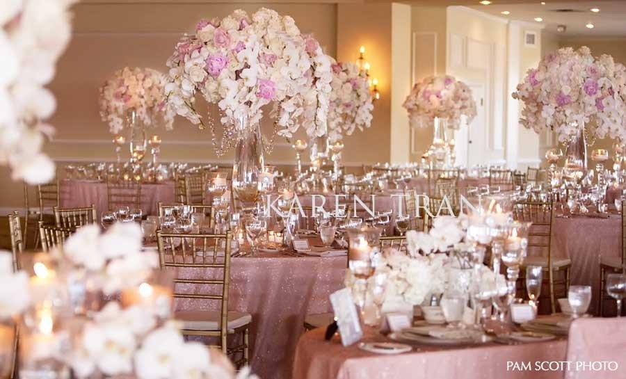 Pink and White Wedding Decor New Blush Pink Vintage Wedding the Hotel Del Coronado