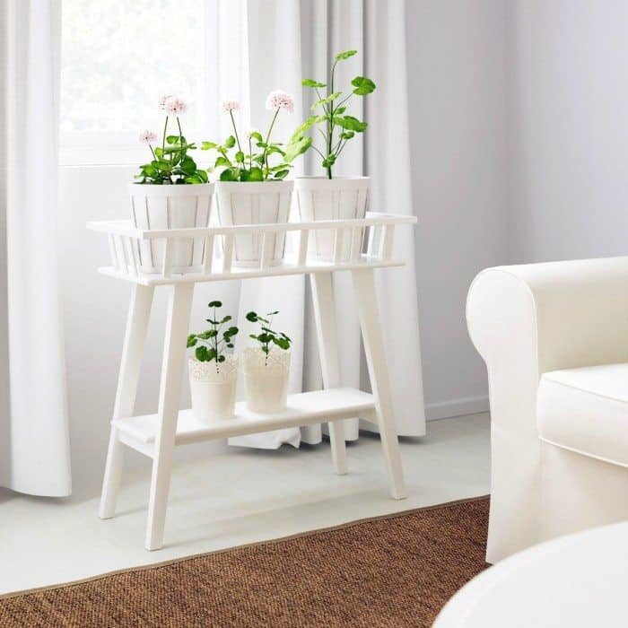 Plant Stand Ideas to Fill Your Living Room Beautiful Choosing Plant Stands for Indoor Plants