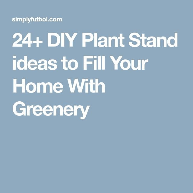 Plant Stand Ideas to Fill Your Living Room Elegant Best 25 Plant Stands Ideas On Pinterest
