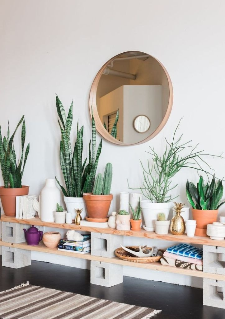 Plant Stand Ideas to Fill Your Living Room Luxury 10 Beautiful Ways to Decorate Indoor Plant In Living Room