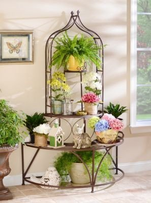 Plant Stand Ideas to Fill Your Living Room New 1000 Images About Kirkland Decorating Ideas On Pinterest