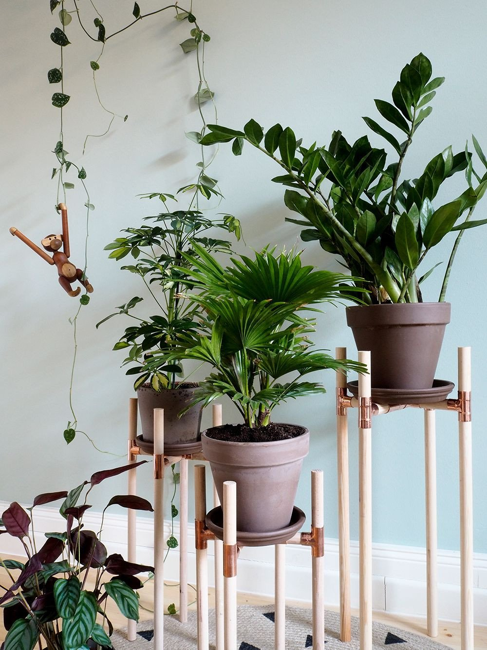 Plant Stand Ideas to Fill Your Living Room New 24 Diy Plant Stand Ideas to Fill Your Home with Greenery Plant Stand Ideas