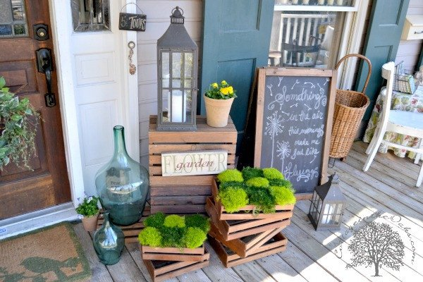 Porch Decor Ideas for Spring Beautiful 30 Farmhouse Spring Porches You Ll Fall In Love with A Hundred Affections