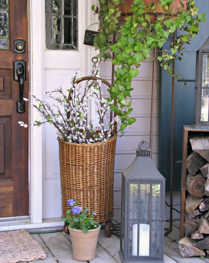 Porch Decor Ideas for Spring Beautiful How to Spruce Up Your Porch for Spring 31 Ideas