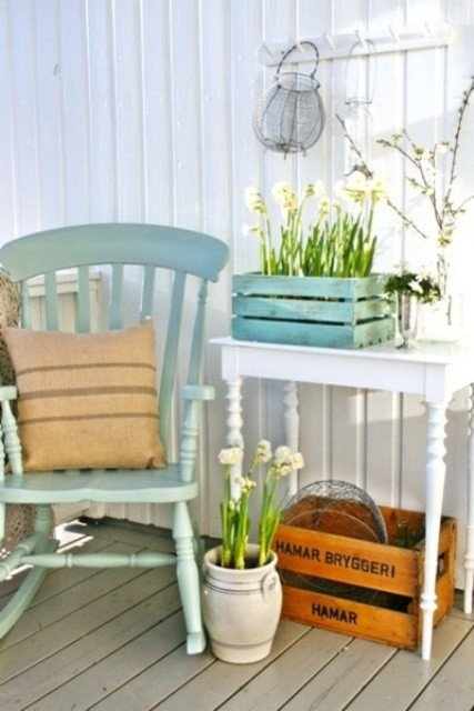 Porch Decor Ideas for Spring Best Of How to Spruce Up Your Porch for Spring 31 Ideas Digsdigs
