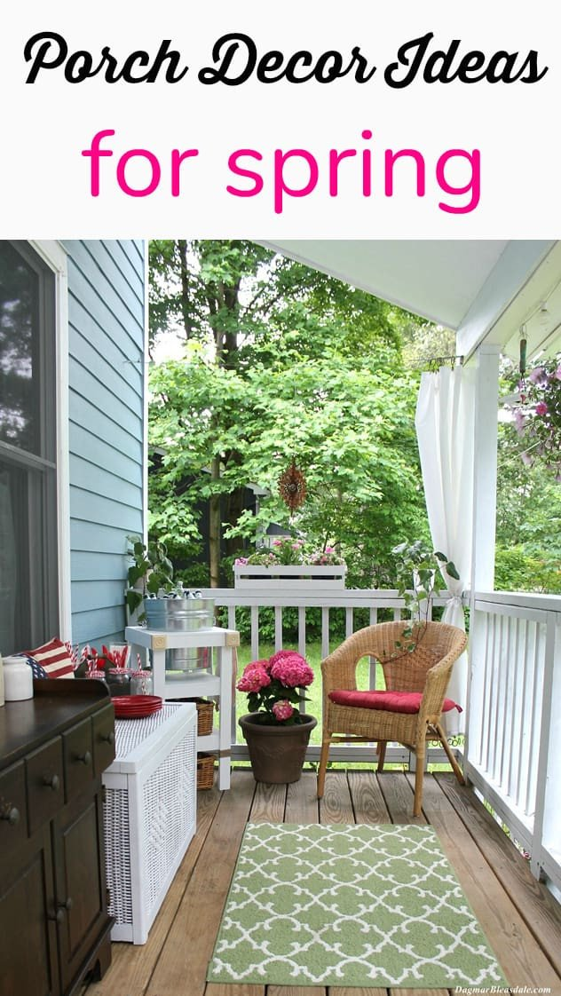Porch Decor Ideas for Spring Luxury 7 Porch Decorating Ideas for Spring