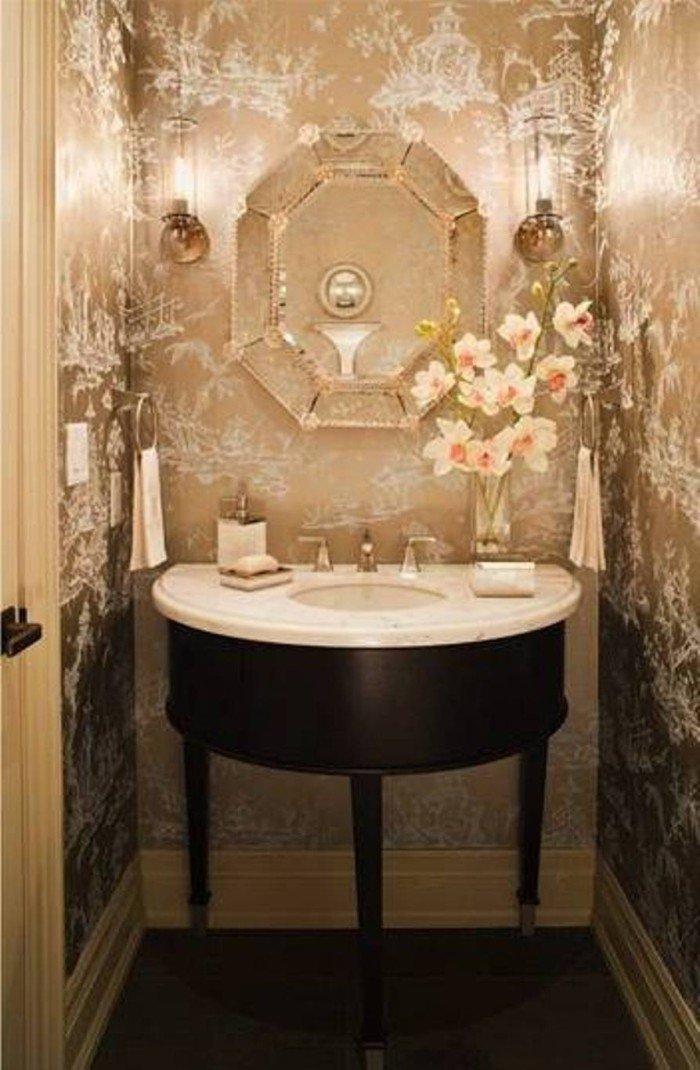Powder Room Wall Decor Ideas Elegant Stylish Powder Room Decor Ideas for A Greater Enjoyment