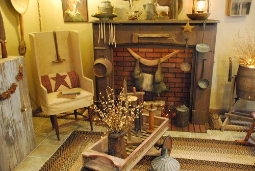 Primitive Small Living Room Ideas Awesome Primitive Country Decorating A Storybook Life