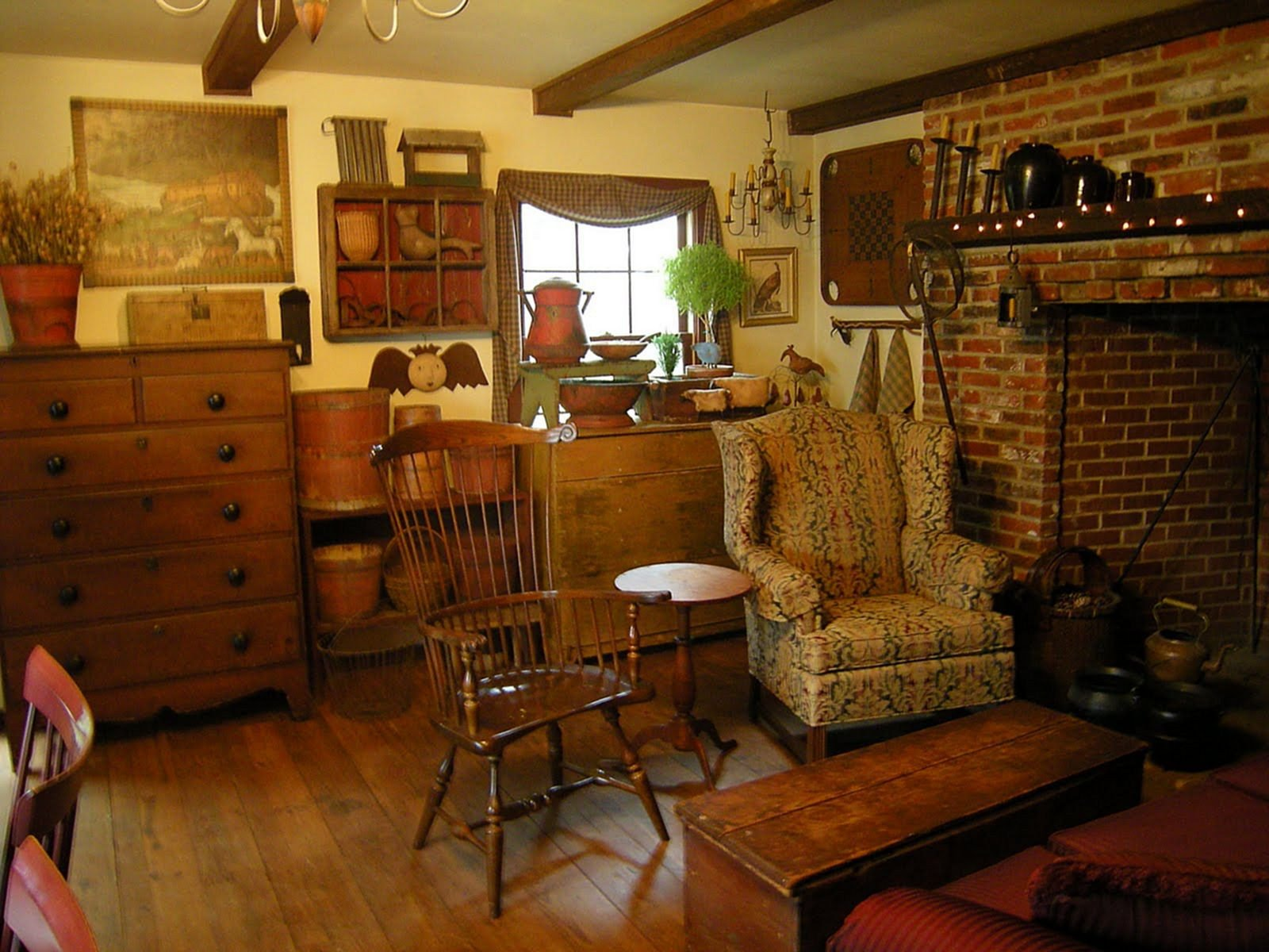 Primitive Small Living Room Ideas Lovely Primitive Country Living Room Ideas – Decoor