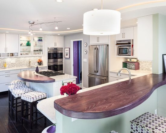 Purple and Black Kitchen Decor Best Of Purple Kitchen — 14 Creative Ways to Decorate A Kitchen with Purple — Eatwell101