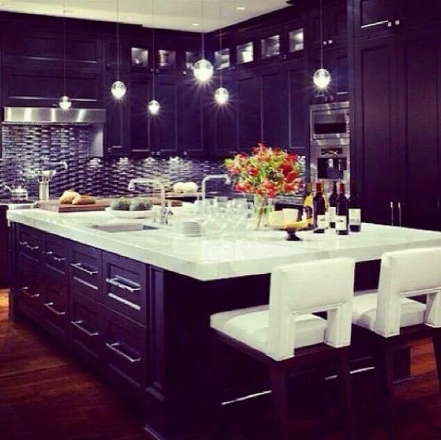 Purple and Black Kitchen Decor Lovely Best 25 Purple Kitchen Cabinets Ideas On Pinterest